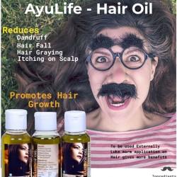 AyuLife Hair Oil