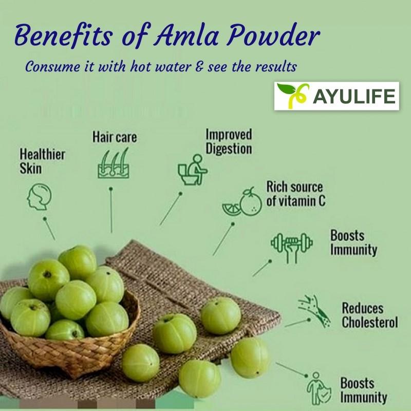 Amla Powder and its benefits in Ayurveda