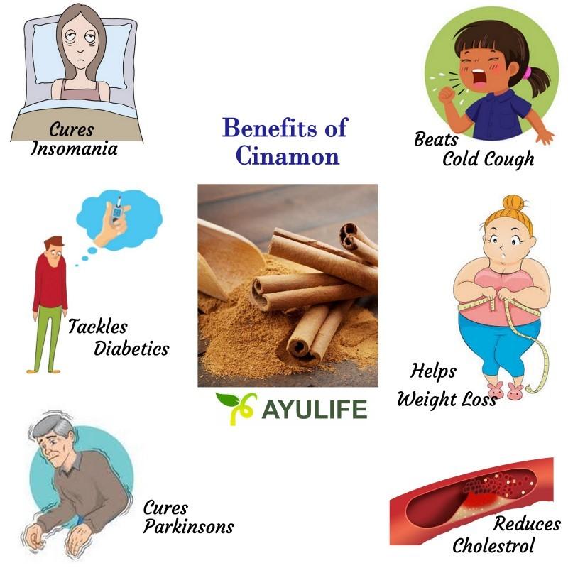 Benefits of Dalchini Powder in Ayurveda