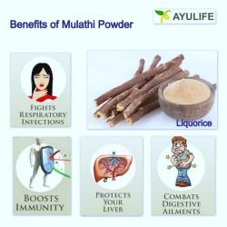 Mulethi (Liquorice) Powder