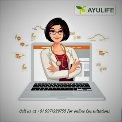 Online Ayurveda  Consultations from India across Globe