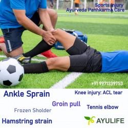 Sports Injury & Ayurveda