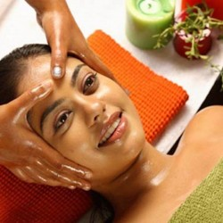 Face Massage - Mukhobhyangam